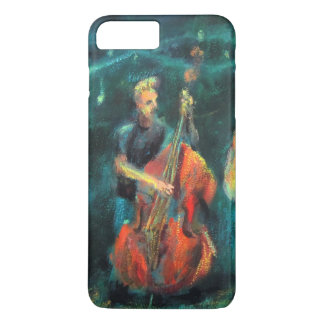 Jazz concert at night iPhone 8 plus/7 plus hülle