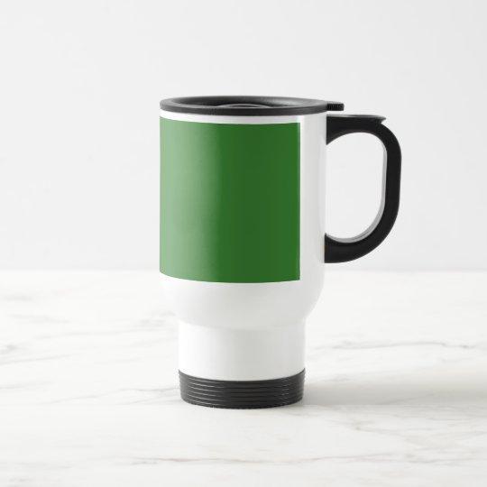 JD addieren grüner Acryl-SCHABLONE freier Raum DIY Edelstahl Thermotasse