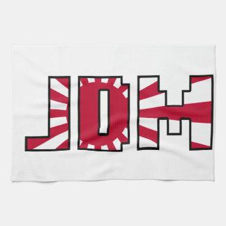 JDM - Japanische Sonne Handtuch