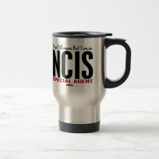 Je biseaute dis à n'importe qui l'agent de NCIS Tasses À Café