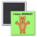 Je déteste lundi aimant