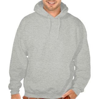 Je n'ai pas peur de votre examen de musique sweatshirt à capuche