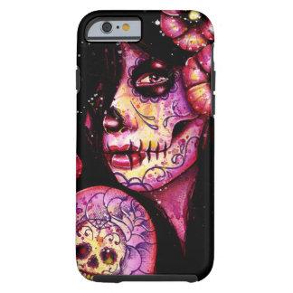 Je n'oublierai jamais le jour de la fille morte coque tough iPhone 6