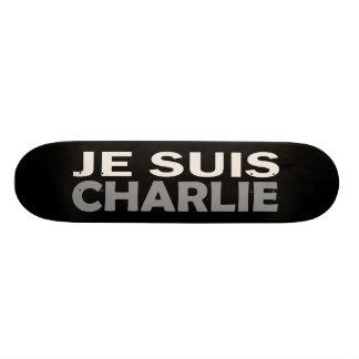 Je Suis Charlie Personalisierte Decks