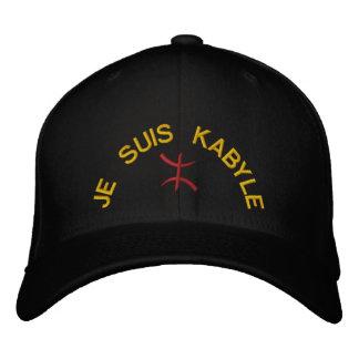 Je Suis Kabyle Bestickte Baseballkappe