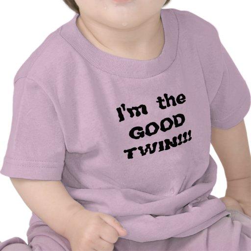 Je suis le BON JUMEAU ! ! ! T-shirt