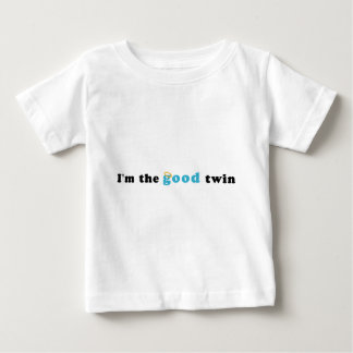 Je suis le bon jumeau t shirt