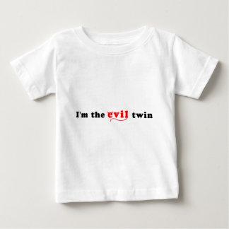 Je suis le jumeau de mal tshirts