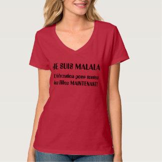 Je Suis Malala - L'éducation gießen les Filles T-Shirt