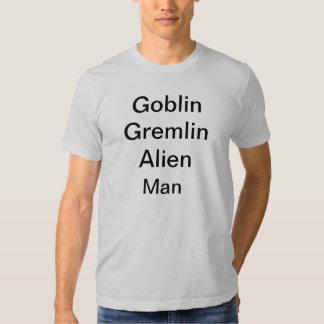 Je suis monstre t-shirt