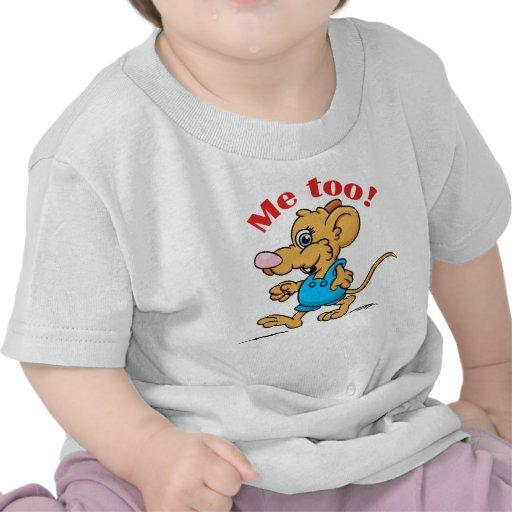 Je suis un jumeau et imitation ! Chemises T-shirt