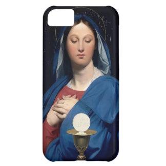 Jean Dominique Ingres- la Vierge du centre serveur Coque iPhone 5C