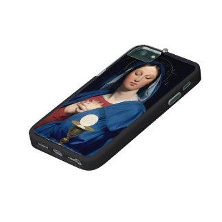 Jean Dominique Ingres- la Vierge du centre serveur Coques iPhone 5