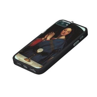 Jean Dominique Ingres- la Vierge du centre serveur Étui iPhone 5