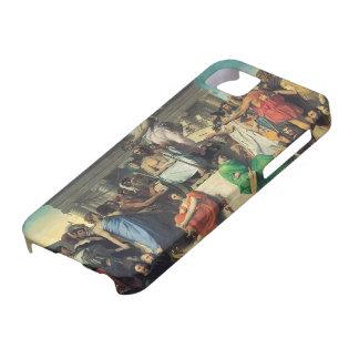 Jean Dominique Ingres- l'apothéose de Homer Coque iPhone 5