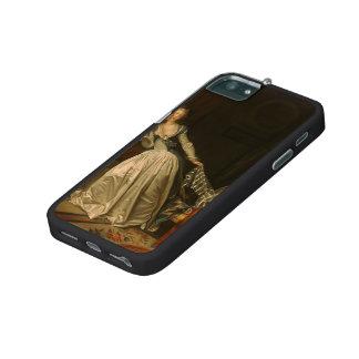 Jean-Honore Fragonard- le baiser volé Coques Pour iPhone 5