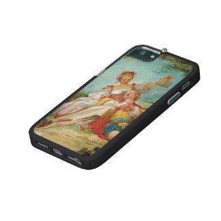 Jean-Honore Fragonard- les amants heureux Coques Pour iPhone 5/5S