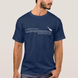 Jean-Michel Cousteaus Ozean-Zukunft-Gesellschaft T-Shirt