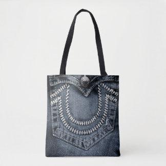 Jeans-Tasche Tasche
