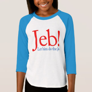 Jeb Bush-Präsidentschaftsanwärter 2016 T-Shirt