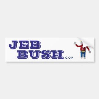 JEB- BUSHAutoaufkleber Autoaufkleber