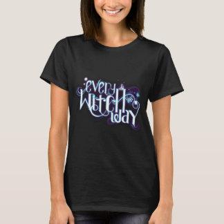 Jede Hexe-Weise T-Shirt