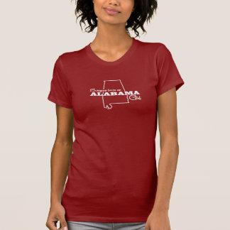Jeder Lieben ein Alabama-Mädchen-T - Shirt