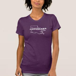 Jeder Lieben ein Louisiana-Mädchen-T - Shirt