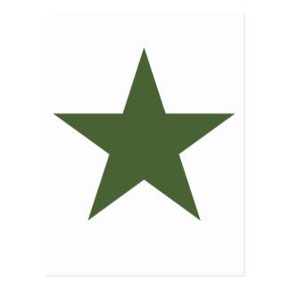Jeder Lieben Sterne Postkarte