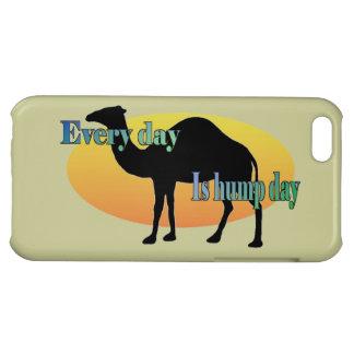 Jeder Tag ist Buckel-Tag iPhone 5C Hüllen