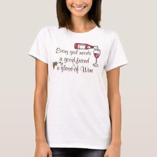 Jedes Mädchen braucht T-Shirt