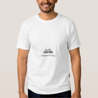 JEDesire - I luv Velo T-shirt