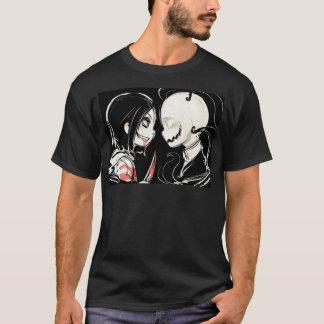 Jeff der Mörder Creepypasta schlanke Mann T-Shirt