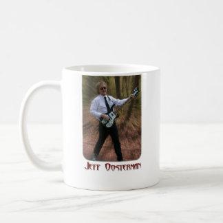 Jeff Oosterman, stille Kaffeetasse