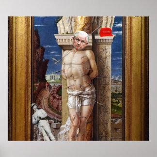 Jeff Sessions heiliger als Tausend-archivalischer Poster