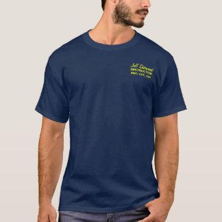 Jeff Sherwood, EMT, CPT, CSI, LEHRER T-Shirt