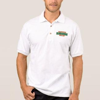 Jeff- u. Donna-Karaoke Polo Shirt