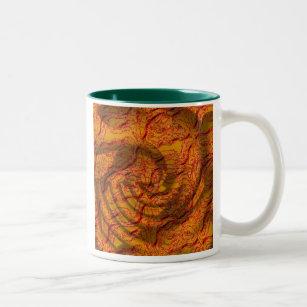 Jeff Zweifarbige Tasse