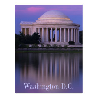 Jefferson-Denkmal Postkarte
