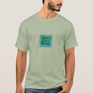Jeffs Solo- Band T-Shirt