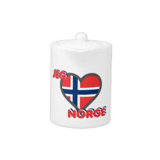 Jeg Elsker Norge (i-Liebe Norwegen)