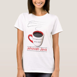 Jehovah Java T-Shirt