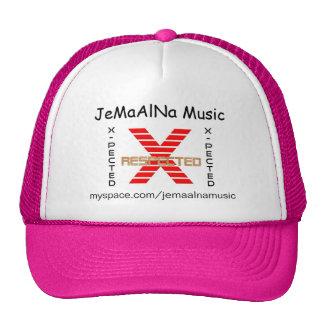 JeMaAlNa Musik-Hut (Rosa) Kappen