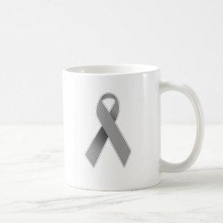 Jemand i-Liebe kämpft Gehirn-Krebs Kaffeetasse