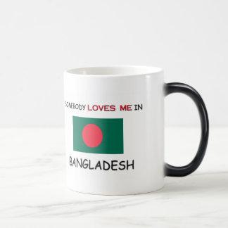 Jemand Lieben ich in BANGLADESCH Verwandlungstasse