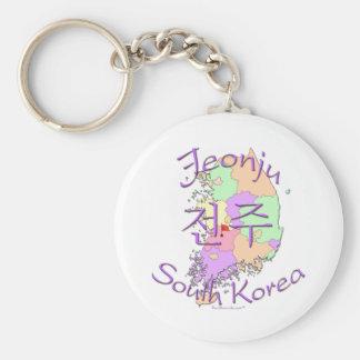 Jeonju Corée du Sud Porte-clefs