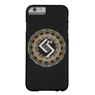 ☼ JERA - Rune von Zeit ☼ Barely There iPhone 6 Hülle