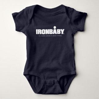 Jersey-Eisen-Baby-Bodysuit Baby Strampler