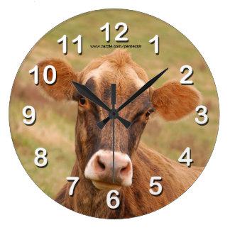 Jersey-Kuh Uhren