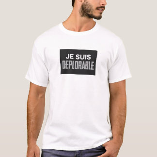 JeSuisDeplorable T-Shirt